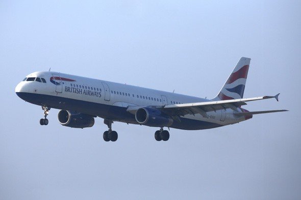 'Fighting and vomiting' as BA plane makes two emergency landings in 24 hours