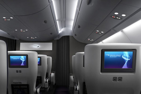 Why flying is going hi-tech