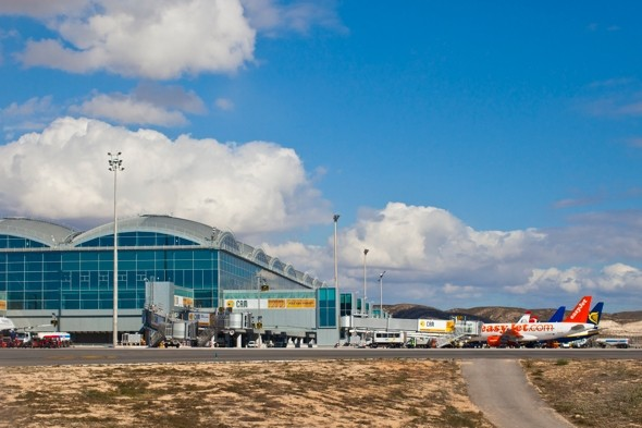 'British' baby dies in accident on luggage conveyor belt at Spanish airport