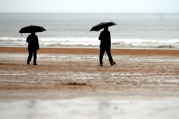 Winter already? Wind, rain and cold temps to hit Britain