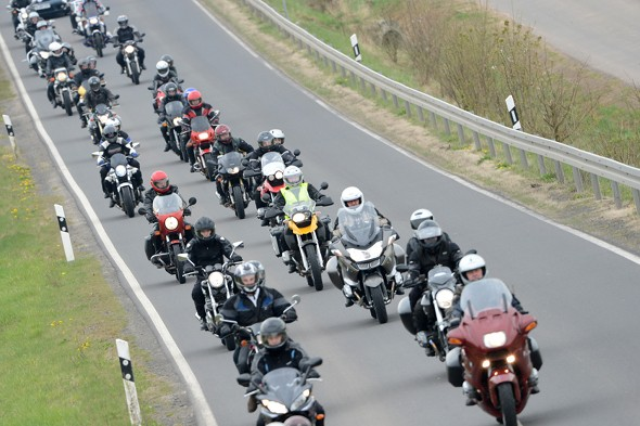Biker couple killed on holiday in France