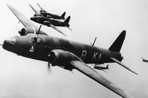 Missing World War II plane found in sea in Cornwall