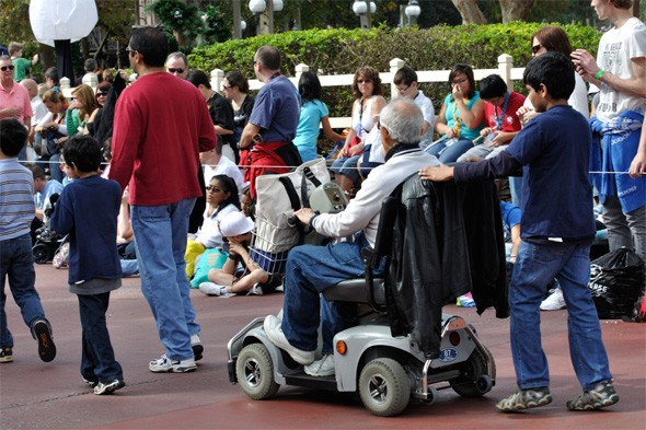 Disney bans disabled visitors from fast-track queues because of cheating