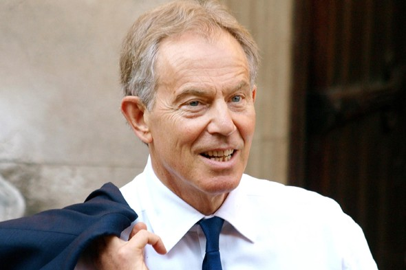 Tony Blair travels the world in £7,000-an-hour private jet