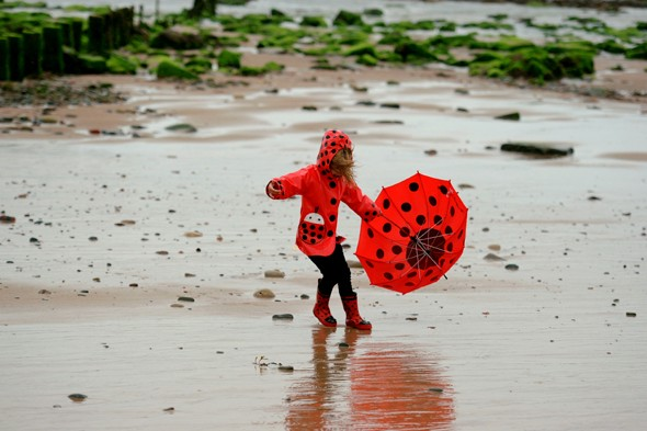 UK weather: Wet and thundery end to Indian Summer