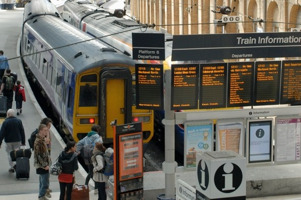 Labour proposes 'New deal' for rail passengers