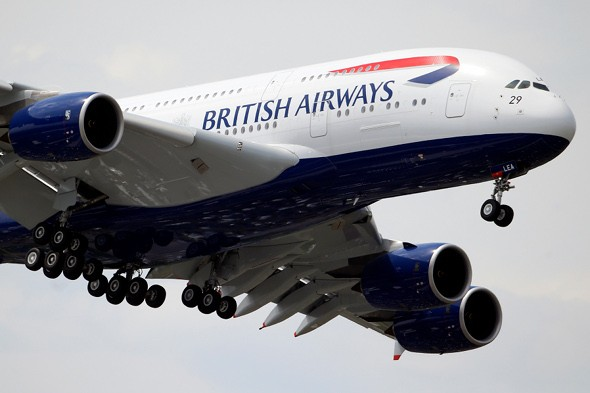 BA pilot leaves captain to land plane on own after food poisoning