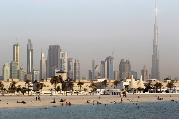 British woman jailed for 'sex in taxi' in Dubai 'could have faced stoning'