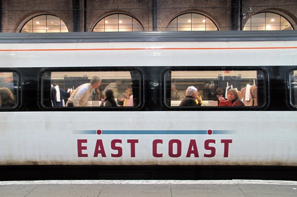 Third-class carriages set for return to rail network?