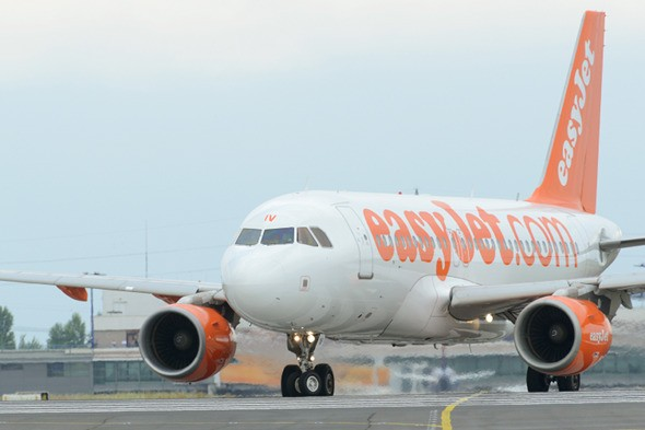 Easyjet 'forces four-year-old' to sit alone on holiday flight home from Greece