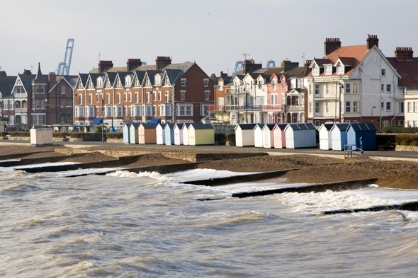 Woman given police warning for 'stealing pebbles' from Suffolk beach