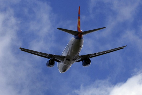 Climate change ministry spends £300,000 on domestic UK flights