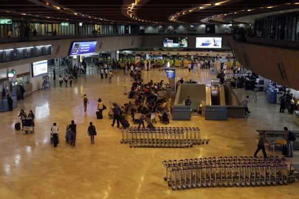 Is this the world's worst airport?