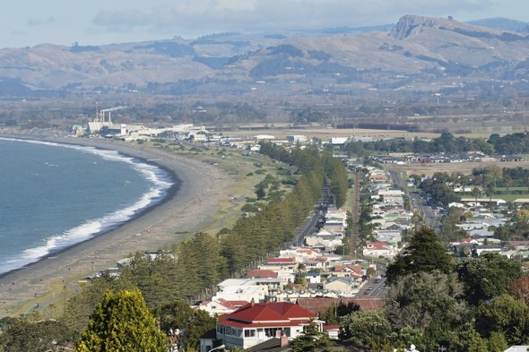 Woman arrested for 'pistol-whipping' French tourist in New Zealand