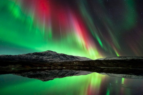 Top Ten Places To See The Northern Lights