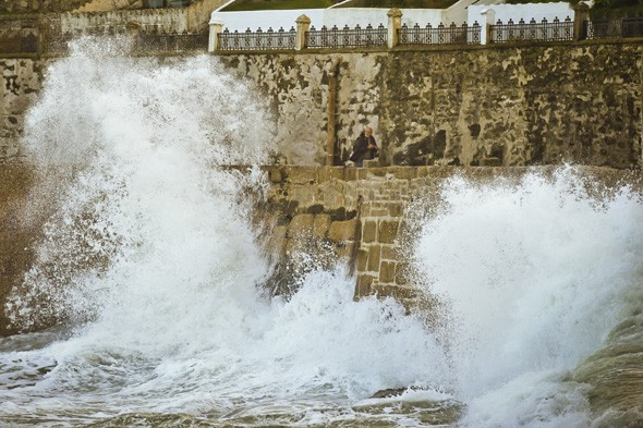 St Jude Day Storm: Britons warned to 'stay inside' during first day of half-term
