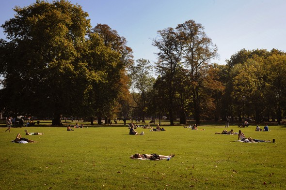 UK weather: Temps to reach 21C this weekend before warm week in Britain