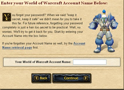 WoW Rookie: Account Security Basics
