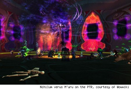 Exclusive Interview: Nihilum, the Sunwell, and the future of