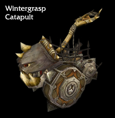 How To Build A Siege Engine In Wintergrasp