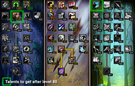 scattered shots leveling your hunter from 80 to 85 rh engadget com WoW Jewelcrafting Leveling Guide WoW Jewelcrafting Leveling Guide