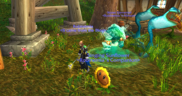 Blog Azeroth Shared Topic Starstruck by someone in the WoW community