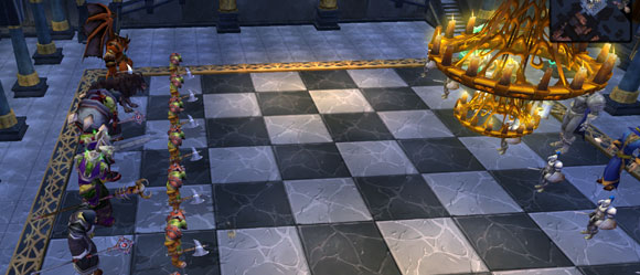 Karazhan Chess Event