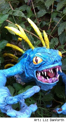 Murloc by Liz Danforth
