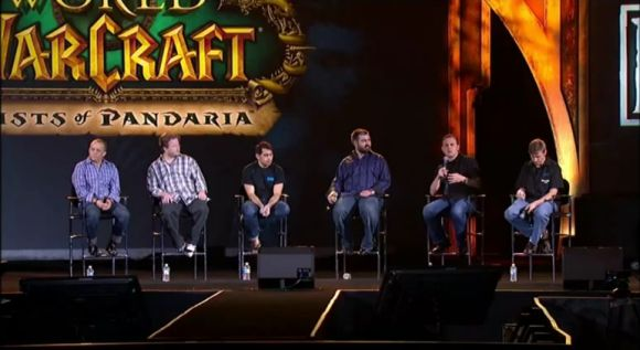 Blizzard Developers at Blizzcon