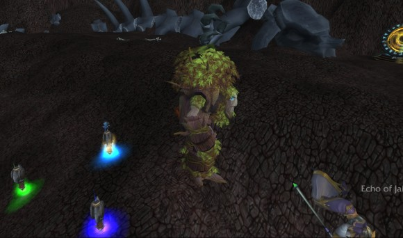Echo of Jaina dead in End Time.