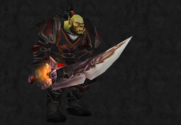Dress like Braggosh, your favorite orc warrior ANY