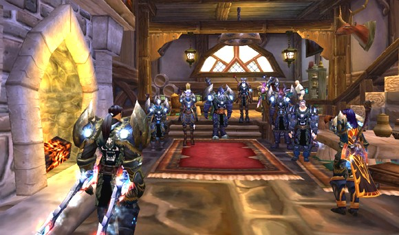 Knights of Menethil