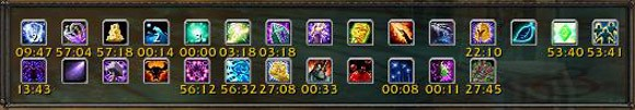 Addon Spotlight Alternatives Buffs and debuffs THURS