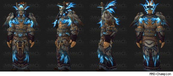 Totem Talk Looking good at 90, resto shaman TUES