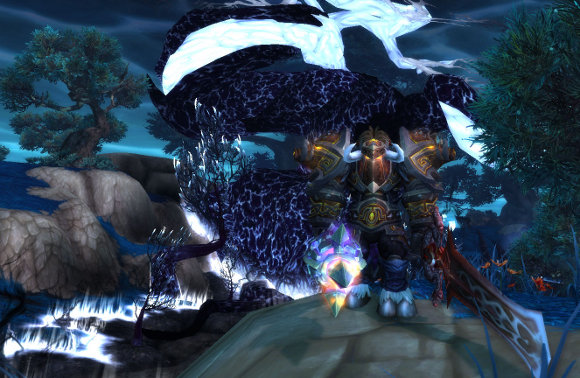 The Care and Feeding of Warriors Level 90 in the Mists of Pandaria Beta Saturday