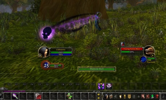 Blood Pact Leveling is much better in Mists of Pandaria