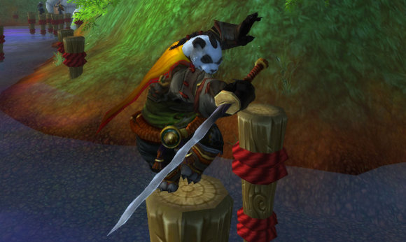 The Care and Feeding of Warriors Beginning Warriors in Mists of Pandaria