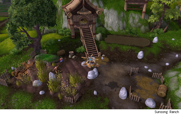 Farmville in World of Warcraft WoW Insider's first look at The Tillers