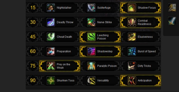 mists of pandaria guide to rogues Vanilla WoW Leveling Guide WoW Jewelcrafting Leveling Guide