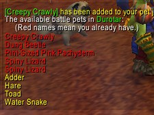 Addon Spotlight Still more Pet Battle Addons!