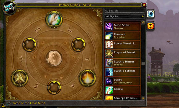 Spiritual Guidance Guide to Mists of Pandaria holy priests