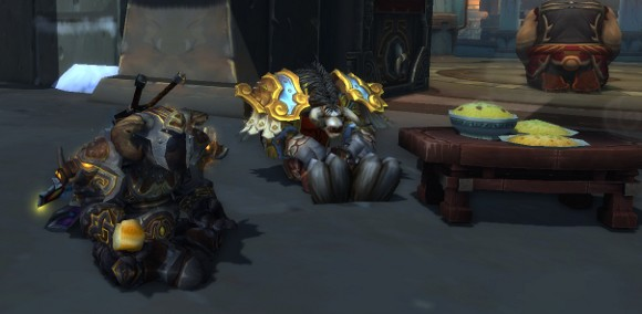 Ol' Grumpy's faults with Mists of Pandaria