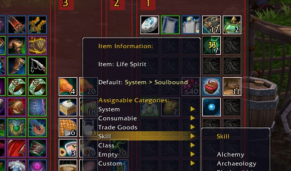 Addon Spotlight Bags and Banking