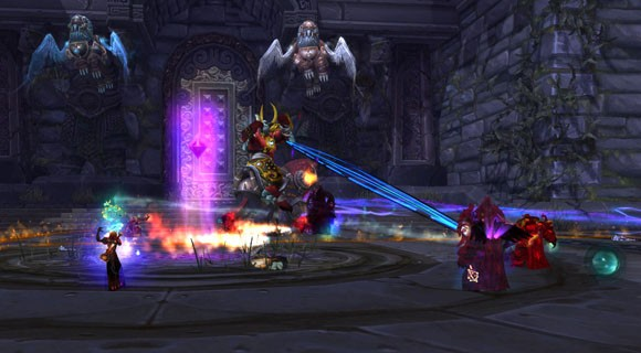 Patch 52 PTR Staring into the face of Iron Qon