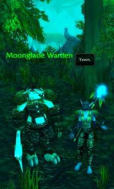Should Moonglade return to being the druid's Peak of Serenity