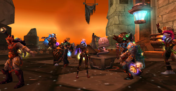 What to do when your guild falls to pieces