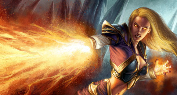 Know Your Lore Jaina Proudmoore and the Kirin Tor SUN