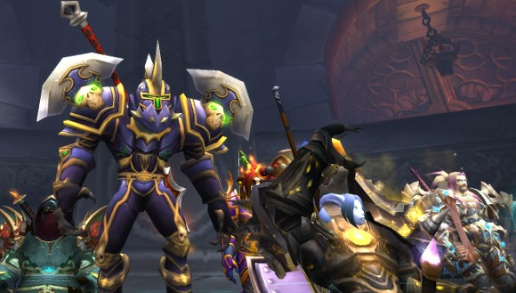 The Care and Feeding of Warriors Patch 52 and warrior gear part 3