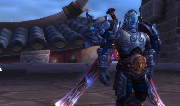 The Care and Feeding of Warriors Patch 52 and warrior gear part 1