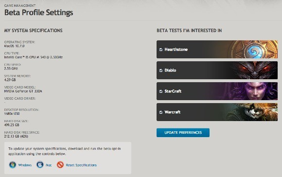 How to sign up for the Hearthstone beta